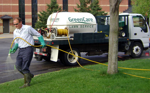 GreenCare began with one man and a truck.