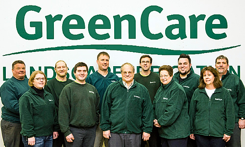The GreenCare Team
