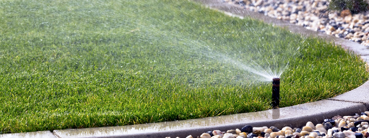 Greencare Mankato Mn Lawn Care Service Sprinkler